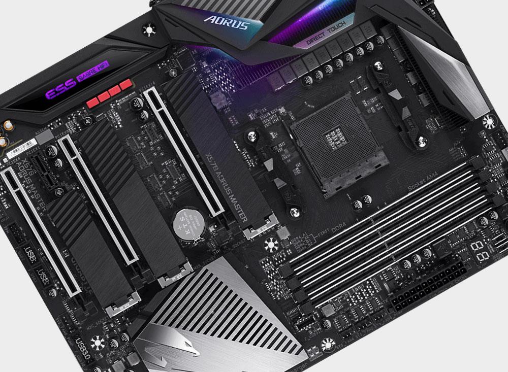 Gigabyte продемонстрировал разогнанный до 4,3 ГГц разогнанный процессор на выпущенной AMD версии Ryzen 9 3950X