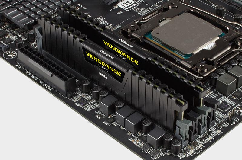 Corsair выпускает 16-Гбайт комплект оперативной памяти DDR4-5000 для ПК Ryzen по цене $ 1225