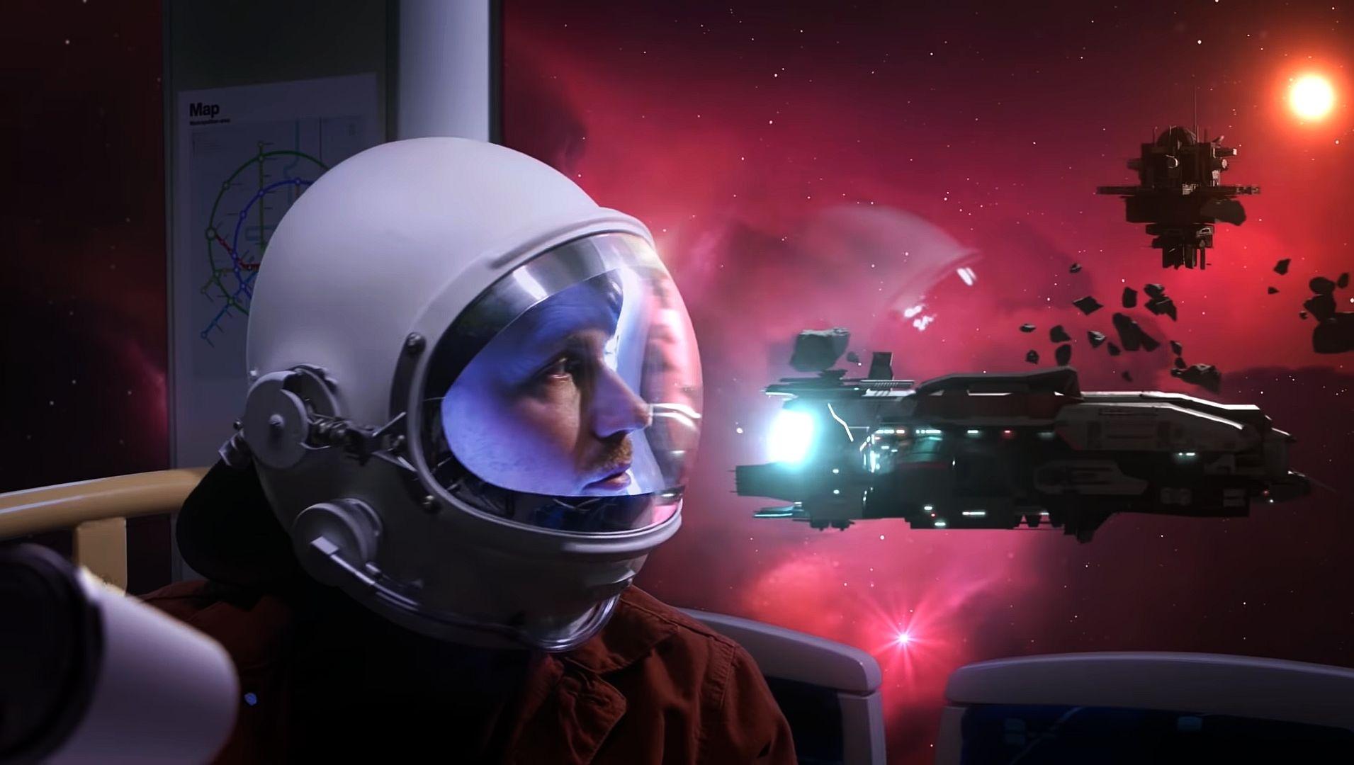 Следующая Stellaris - мобильная игра, и она звучит как EVE Online