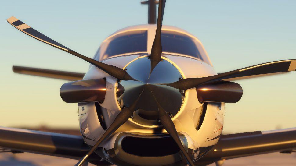 Альфа-тестирование Microsoft Flight Simulator скоро начнется