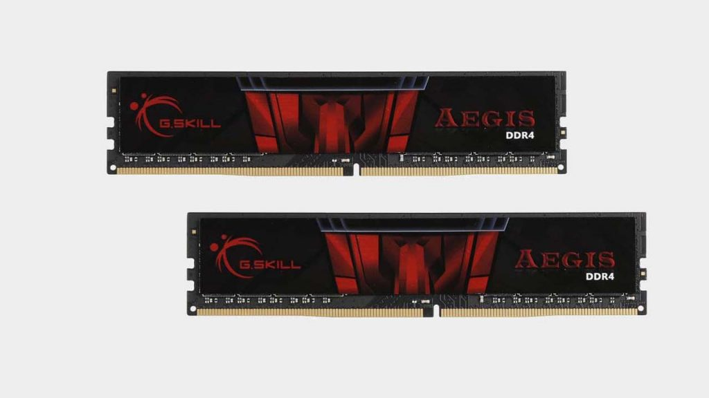 G.Skill Aegis 16 ГБ (2x8 ГБ) DDR4-3000