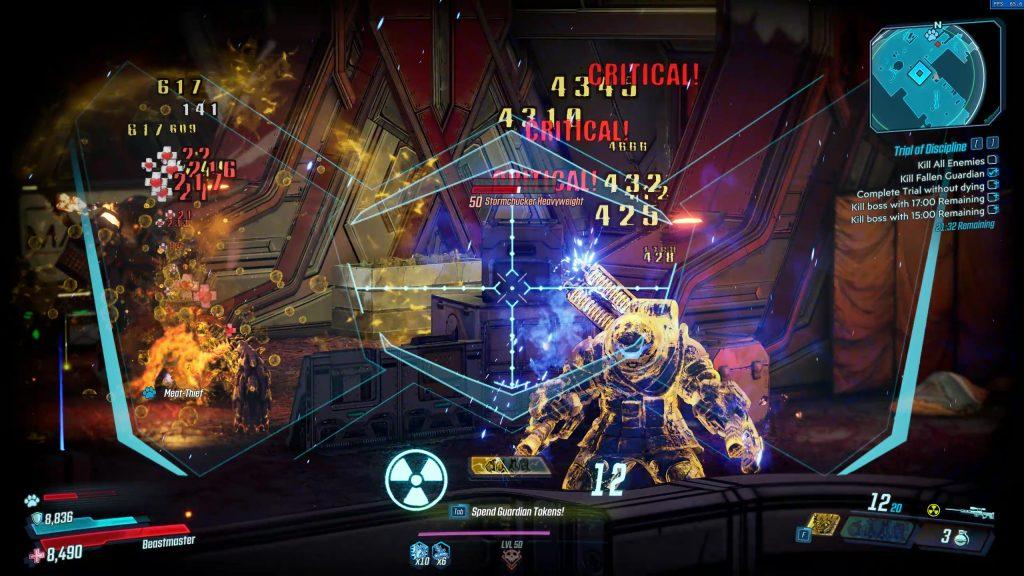 Borderlands 3 игровой процесс скриншот