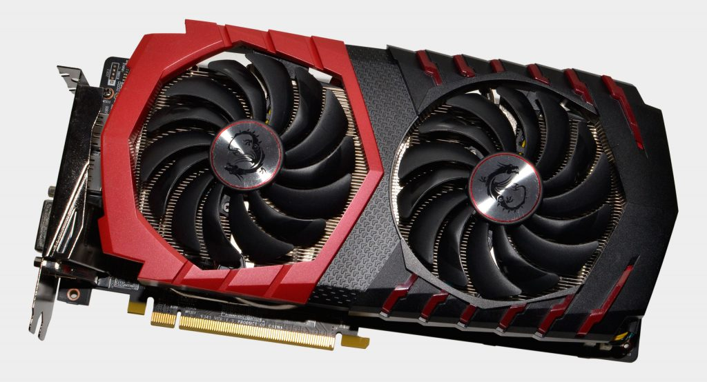 AMD Radeon RX 570 4 ГБ