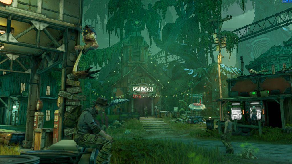 Borderlands 3 игровой процесс скрин