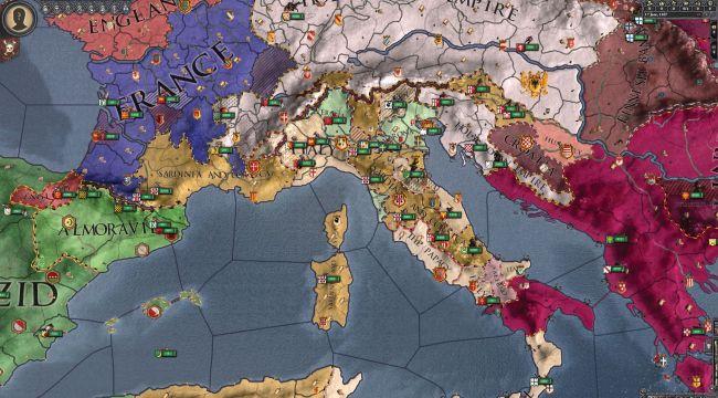 Crusader Kings 2 бесплатно в Steam на фоне большой распродажи Paradox