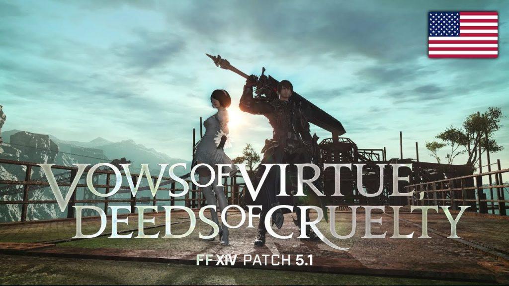 Взгляните на новое рейдовое подземелье Final Fantasy XIV, вдохновленное Neir, в этом новом трейлере