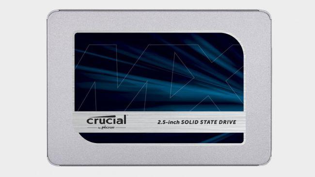 5. Crucial MX500 1 ТБ