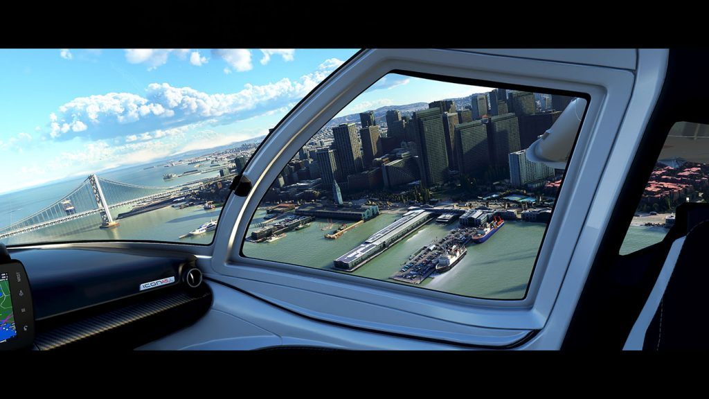 Забудьте о взгляде из окна - настоящая красота Microsoft Flight Simulator находится в кабине