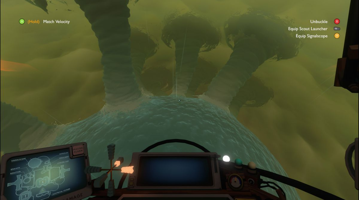 ОБЗОР OUTER WILDS