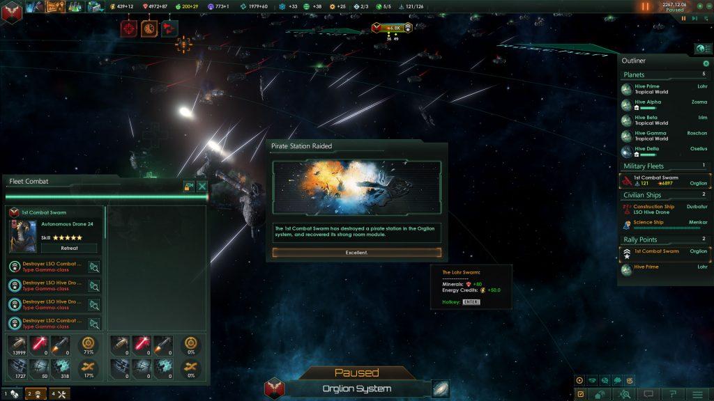 STELLARIS: UTOPIA кадр из игры