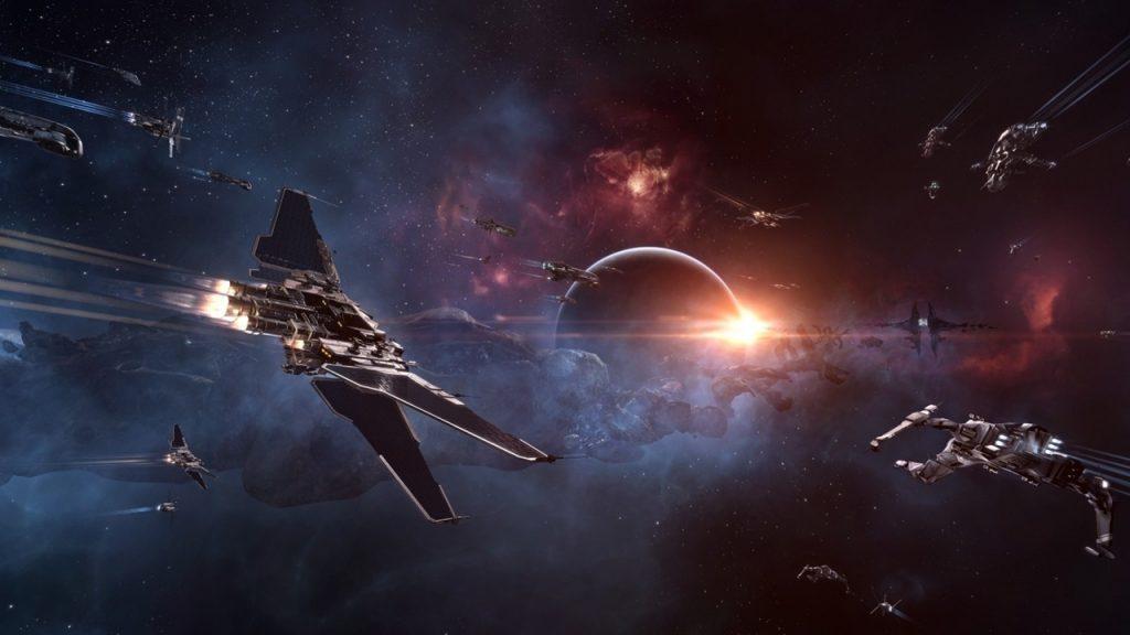 EVE Online скришот