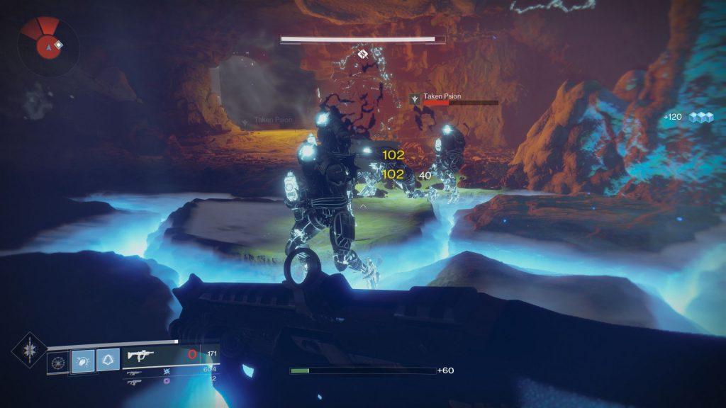 Destiny 2 кадр из игры