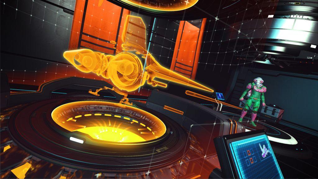Обновление No Man's Sky позволит игрокам увеличивать инвентарь корабля и постоянно редактировать ландшафт
