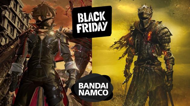 Скидки на игры от Bandai Namco до 7 декабря