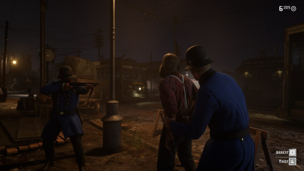 мод Red Dead Redemption 2