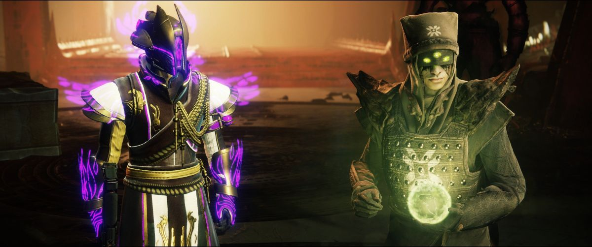 Обзор Destiny 2 Shadowkeep