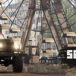 Spintires: новый тизер Чернобыля испускает вибрации Death Stranding