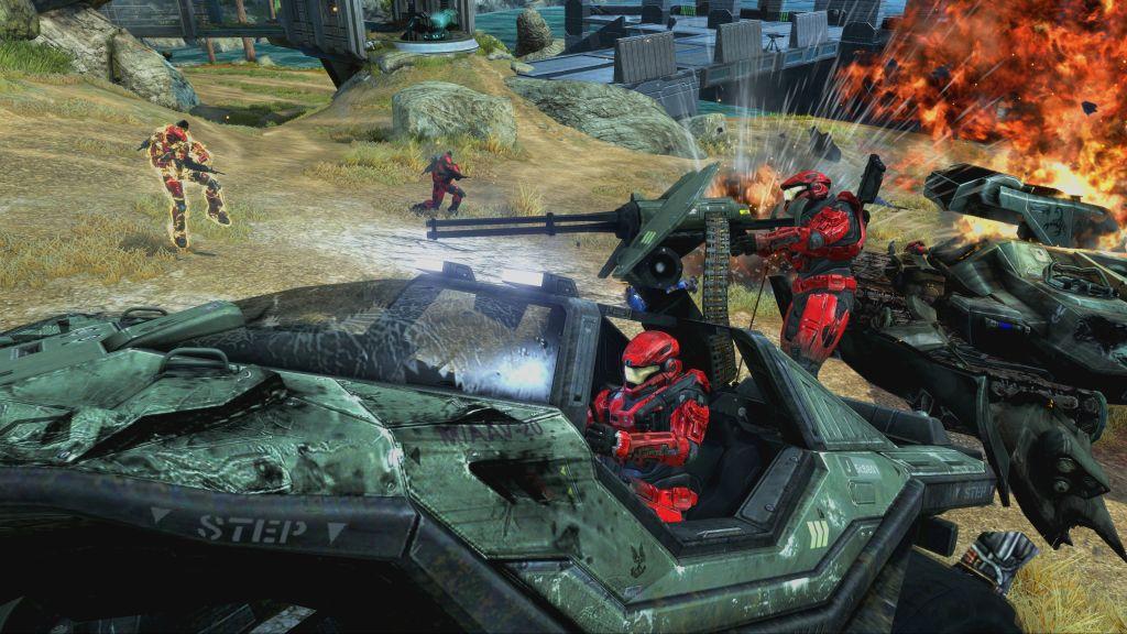 Halo: коллекция Master Chief попадает в топ чартов в Steam