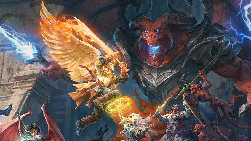 Pathfinder: Wrath of the Righteous анонсирован