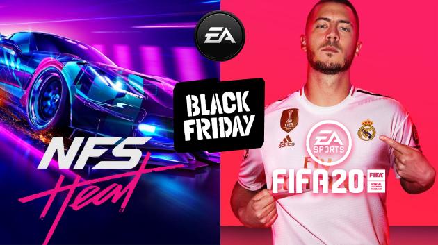 Скидки на игры от EA до 2 декабря