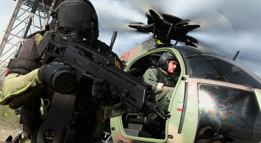 Call of Duty: обновление первого сезона Modern Warfare