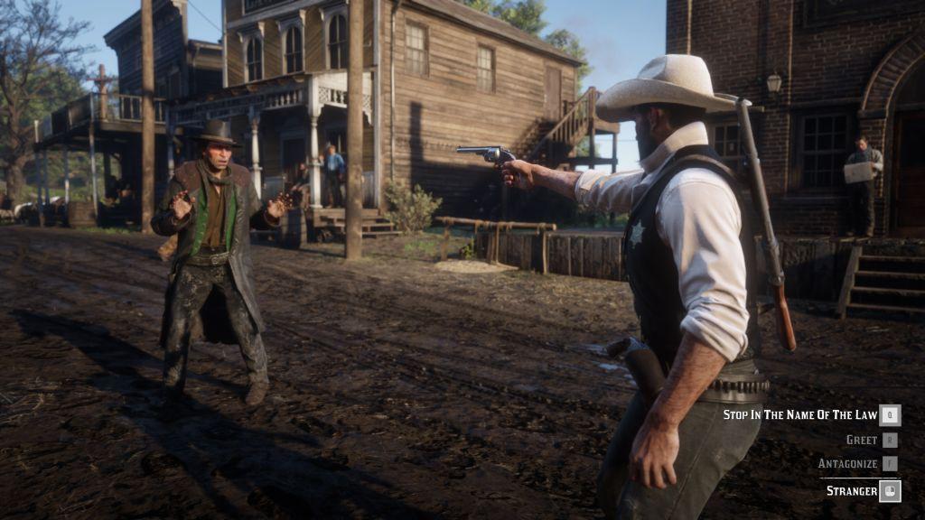 Этот мод Red Dead Redemption 2 позволит вам перейти на другую сторону и стать служителем закона