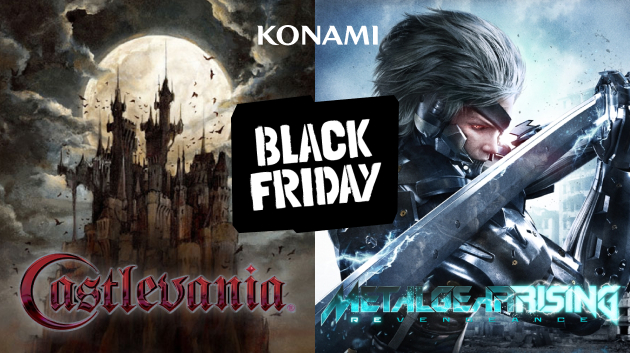 Скидки на игры от Konami до 2 декабря