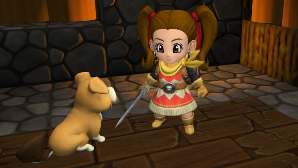 Обзор Dragon Quest Builders 2