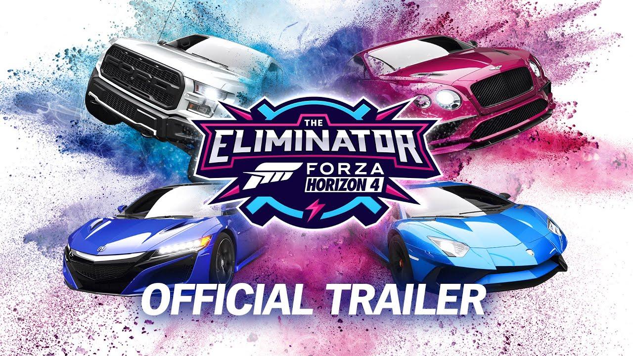 Forza Horizon 4 получает бесплатный режим Battle Royale, и на самом деле он выглядит довольно круто
