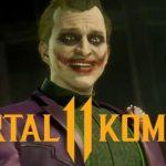 Джокер чертовски хорошо проводит время в своем трейлере Mortal Kombat 11