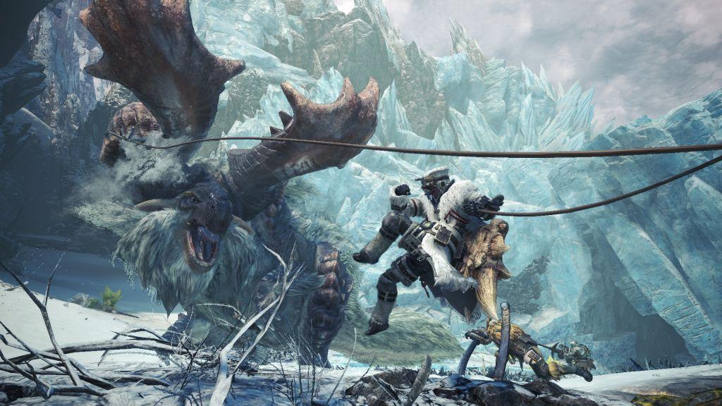 Monster Hunter World: продажи Iceborne достигли 4 миллионов благодаря запуску ПК