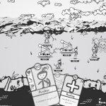 Сражайтесь в реальном времени с колодой карт в бесплатном Nethercard Kingdom