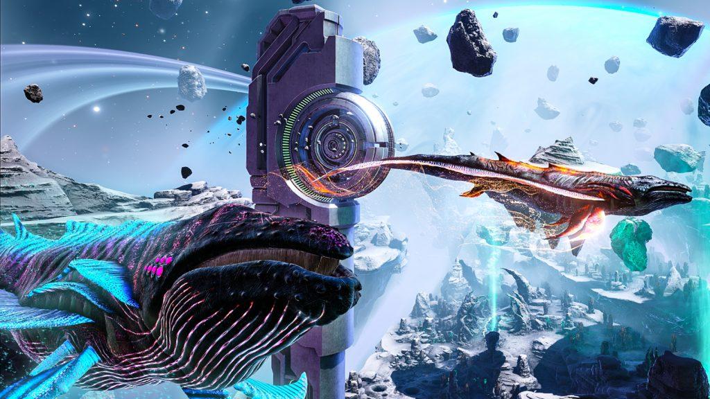 Ark: Genesis отложено до февраля, но с положительной стороны у него будут гигантские космические киты