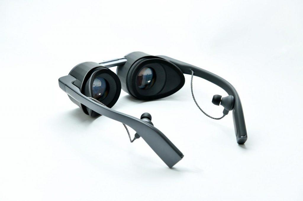 Я бы лучше относился к VR, если бы все VR гарнитуры выглядели так