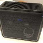 Intel представляет свой крошечный модульный игровой ПК Ghost Canyon