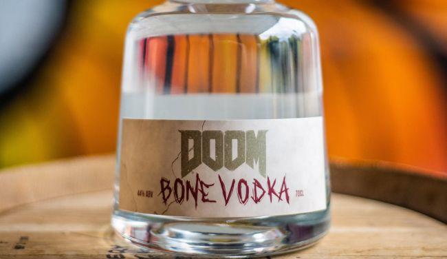 Получите навеселе на Doom Eternal костную водку, если это ваша вещь