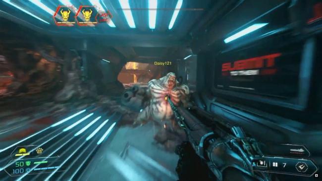 «Мы больше не просто играем в Doom», - говорит Марти Страттон. «Мы строим вселенную Doom».