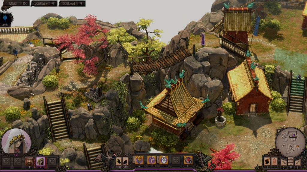Обзор Shadow Tactics: Blades of the Shogun