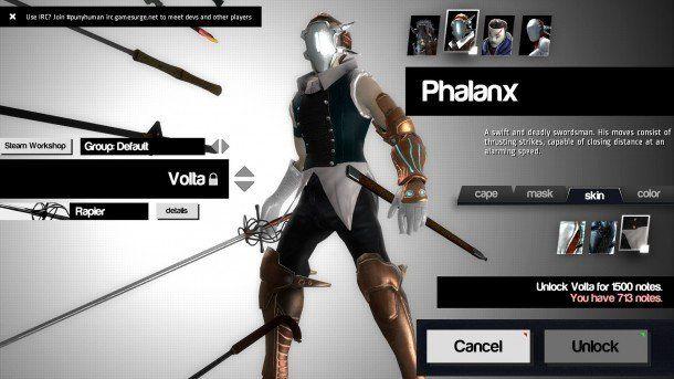Обзор Blade Symphony
