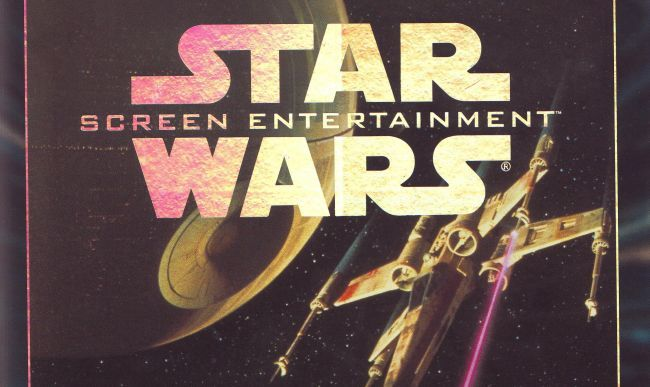 Лучший секрет: Star Wars Screen Entertainment