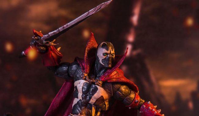 Spawn прибывает в Mortal Kombat 11 в марте