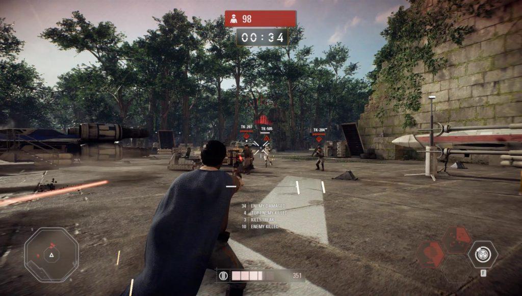 Обзор Star Wars Battlefront 2