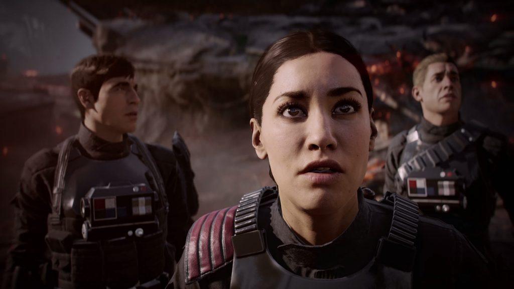 Обзор Star Wars Battlefront 2 компания