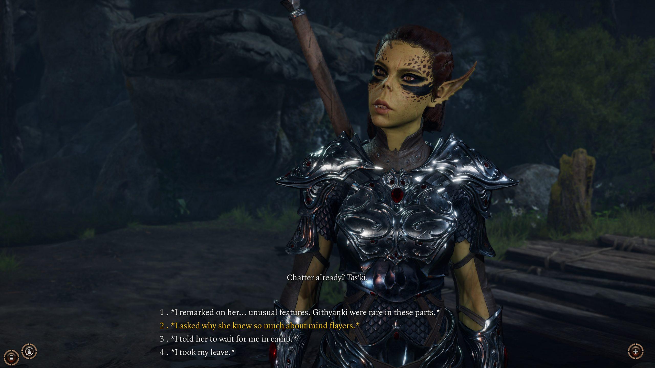 Вышедшие с экрана скриншоты Baldur's Gate 3 демонстрируют пошаговый бой и диалог крупным планом