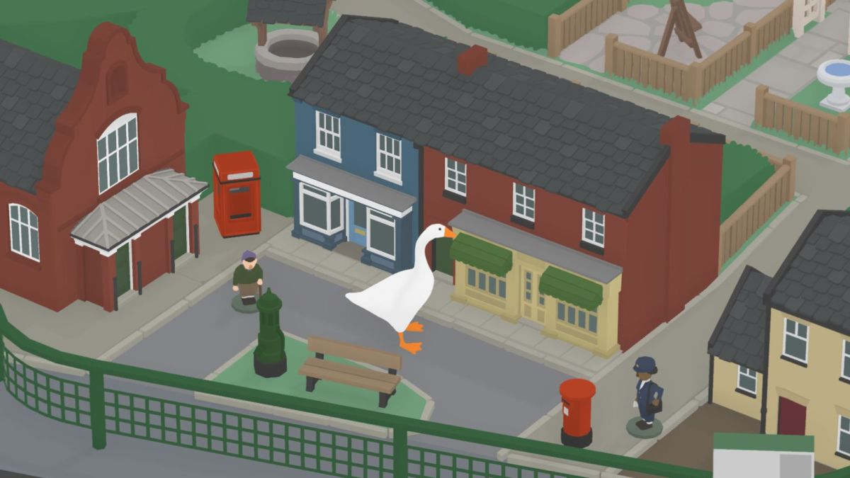 Обзор Untitled Goose Game