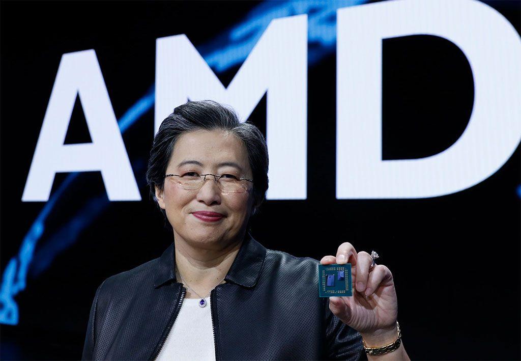 Усиление Ryzen в AMD окупается увеличением доли процессорных ресурсов ПК по сравнению с Intel