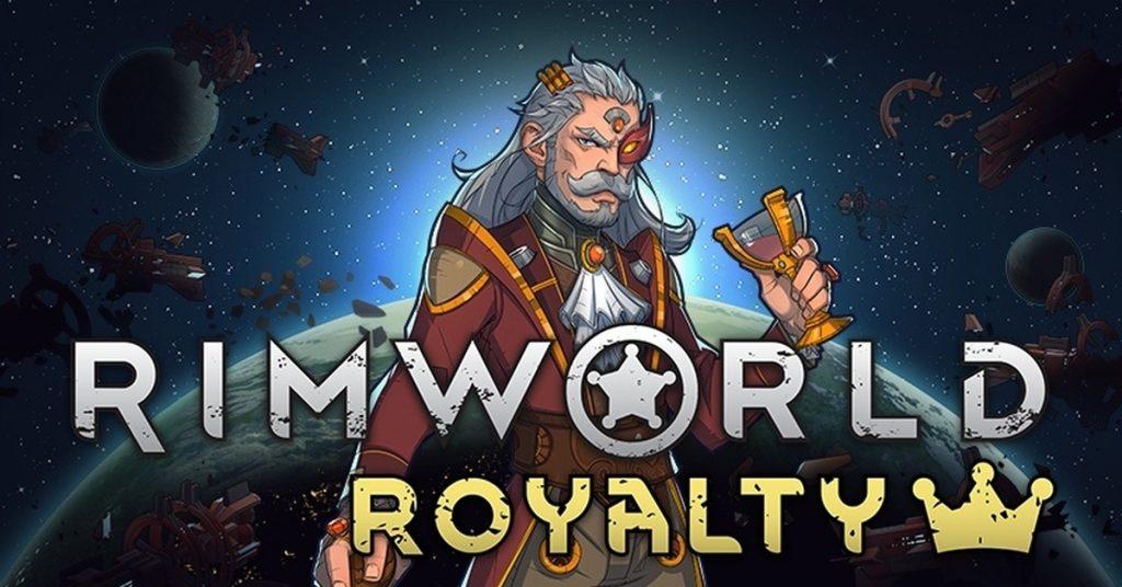 RimWorld получает сюрприз Royalty