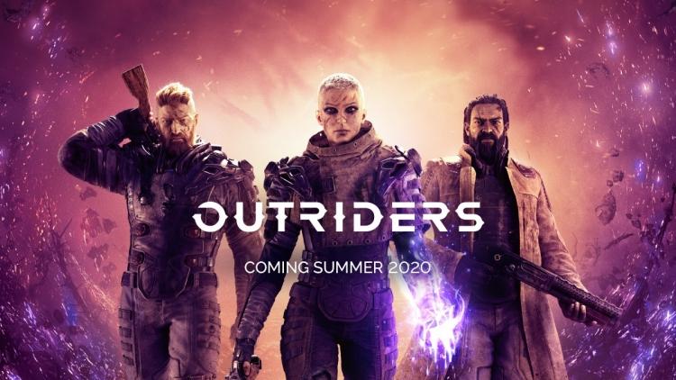 Outriders получает трейлер для показа и новое окно выпуска