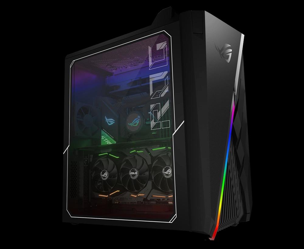Asus готовится выпустить чудовищный игровой компьютер AMD Ryzen
