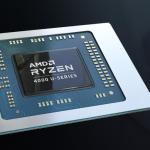 AMD выпустит мобильный процессор Ryzen 9 4900H